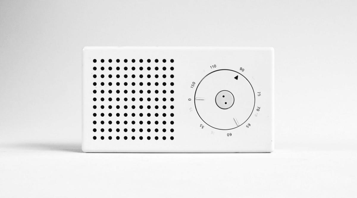 Dieter Rams' T3 radio